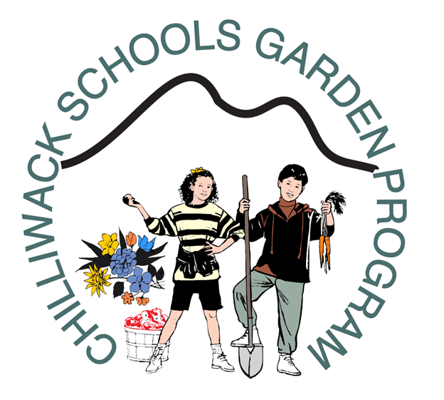 Chilliwack Schools Garden Program Logo